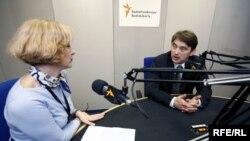 Radio Slobodna Evropa, Prag, Željko Komšić u razgovoru sa Sabinom Čabaravdić