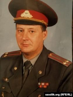 Podpolkovnik Vladimir Kaloshin 2012 yilda iste'foga chiqqandi