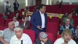 Недовольные судебными решениями требуют встречи с Токаевым