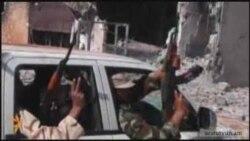 Լիբիացիները տոնում են Մուամար Քադաֆիի սպանությունը