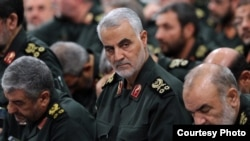 Major General Qassem Soleymani, Commander of Iran's IRGC Qods Force