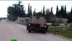 Қолдан жасалған «танк»