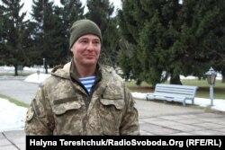 Джон-Грегорі Ющенко, український солдат з Канади