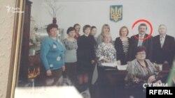 Голова Баришівського районного суду Олександр Лисюк
