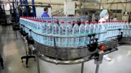 Građani kažu da su povećane i cene na tržištu (fotografija iz jedne od kosovskih fabrika)
