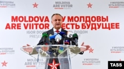 Igor Dodon (imagine de arhivă)