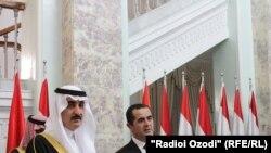 Холид Ал-Сауд аснои нишасти хабарӣ