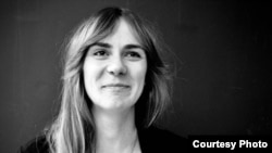 Андреа Угриноска, заседавач со Европскиот комитет за млади при Советот на Европа