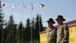 США провели четверту ротацію своїх вояків на Яворівському полігоні – відео
