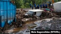 Після повені у Тбілісі, фото 15 червня 2015 року