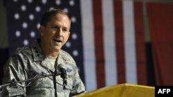 دیوید گلدفین، فرمانده ستاد نیروی هوایی آمریکا