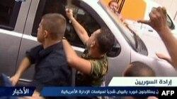 Напад на возилото на американскиот амбасадор во Дамаск