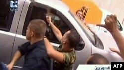 Нападот врз американскиот амбасадор Роберт Форд од поддржувачите на Башар Ал Асад, минатиот месец