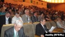 Башкортстан татарлары милли-мәдәни мохтәрияте конференциясе, Уфа, 21 апрель 2012