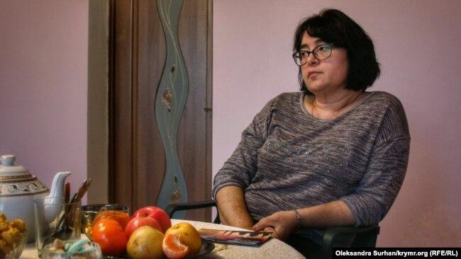 Супруга Джемиля Гафарова, Разие вспоминает события 27 марта 2019 года