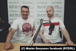 Максим Горюнов на evroradio.fm