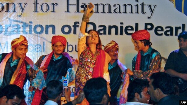 Violence against artists is sadly common in in parts of Pakistan, particularly if the artist is a woman. (file photo)