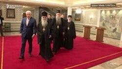 Sastanak predstavnika Vlade Crne Gore i Srpske pravoslavne crkve