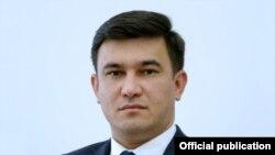 Хаёт Иногамов. Фото взято из страницы пресс-службы мэрии города Ташкента.