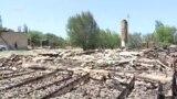 Чек ара: Кыйраган айылдар