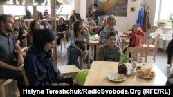 Qırımdan köçip kelgenler Lvivde