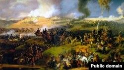"""""""Битва за Москву, 7 сентября 1812"""", Луи Лежен, 1822 г."""