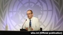 Ханс Клюге, директор Европейского регионального бюро Всемирной организации здравоохранения.