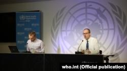 ԱՀԿ Եվրոպայի տարածաշրջանային տնօրեն Հանս Կլուգե, արխիվ