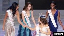 В конкурсе участвовали представительницы 118 стран