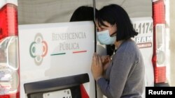 Meksika gjatë pandemisë.