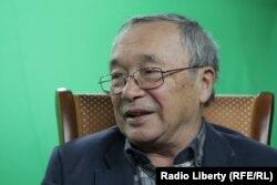 Юлий Ким в гостях у Радио Свобода. 2015 год