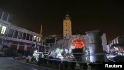 Suriya, Dəmə.q şəhəri, 15 dekabr 2015