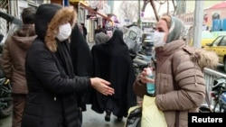 Coronavirus concerns In Iran amid elections. February 21, 2020