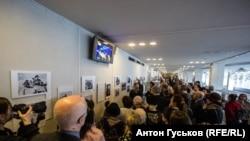 """Выставка «Триумф и трагедия» на площадке киноконцертного театра """"Космос"""""""