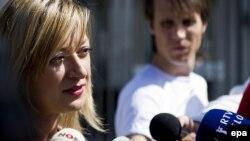 Портпаролот на судот во Хаг Нерма Јелачиќ