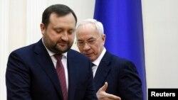 Арбузов (на передньому плані) очолював Нацбанк із грудня 2010 до січня 2013 року