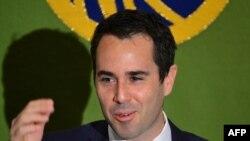 Amerika Qoşma Ştatlarınıñ OSCE-deki elçisi Daniel Baer