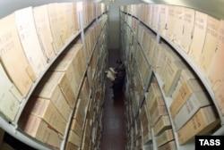 Архив КГБ, 90-е годы