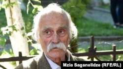 Georgian actor Kakhi Kavsadze had appeared in more than 80 films.