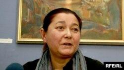 Тацяна Кім (архіўнае фота)