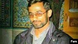 عکسی که خبرگزاری فارس از حمیدرضا داییتقی منتشر کرده است