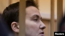 Nadia Savchenko məhkəmədə