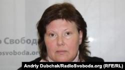 Катерина Левченко, президент Міжнародного правозахисного центру «Ла Страда – Україна»