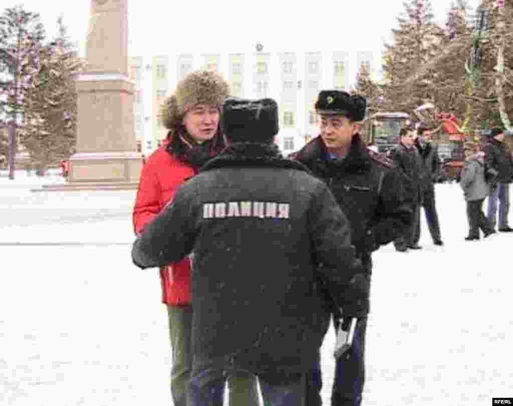 Казахстан. 3 января - 7 января 2011 года. #11