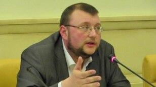 Ресейлік заңгер Андрей Столбунов.