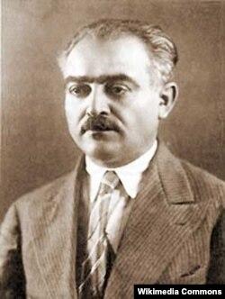 Azərbaycan yazıçısı Yusif Vəzir Çəmənzəminli.