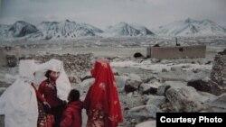 Памир кыргыздары.