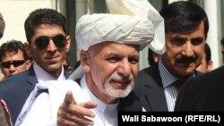 Presidenti afgan Ashraf Ghani