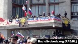 Захоплення Донецької ОДА, 7 квітня 2014 року