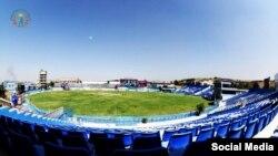 میدان کرکت در کابل
